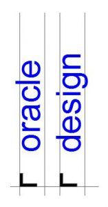 Oracle Design Logo